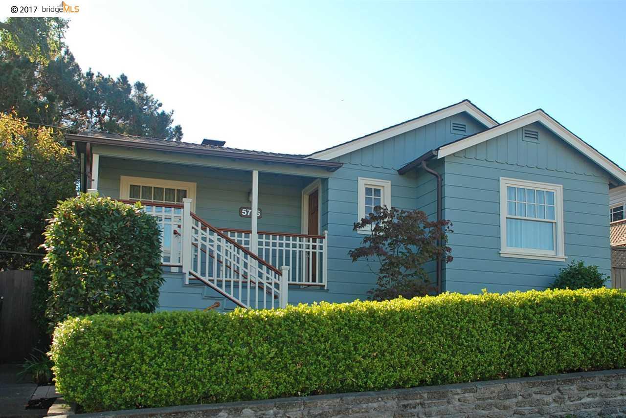 Casa Unifamiliar por un Venta en 5716 Van Fleet Avenue 5716 Van Fleet Avenue Richmond, California 94804 Estados Unidos