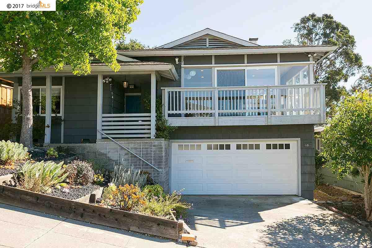 Einfamilienhaus für Mieten beim 10 MELVIN COURT 10 MELVIN COURT Oakland, Kalifornien 94602 Vereinigte Staaten
