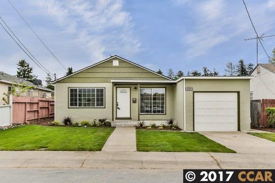 Single Family Home for Sale at 610 Tulsa Street 610 Tulsa Street San Lorenzo, California 94580 United States