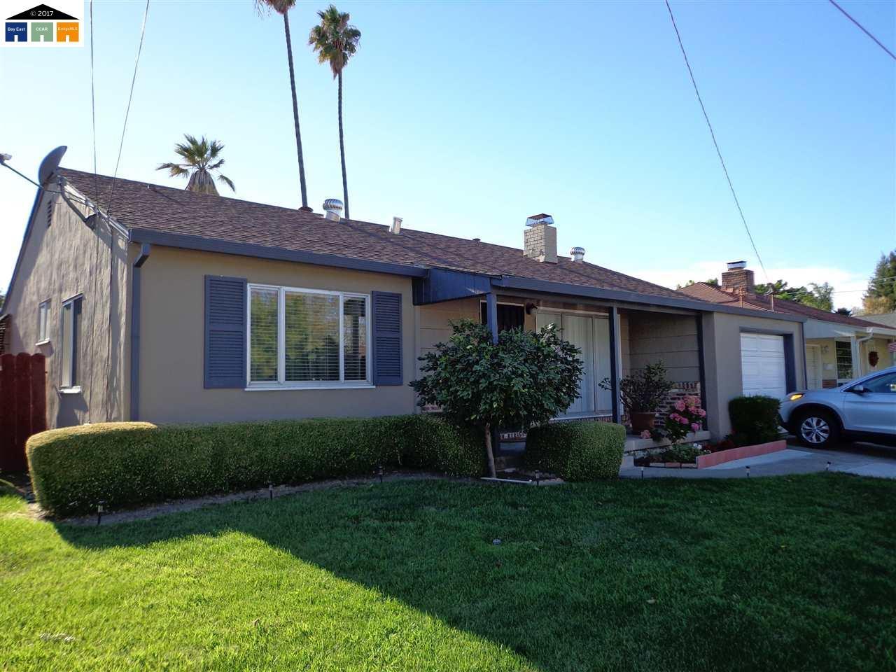 Single Family Home for Sale at 16019 Via Toledo 16019 Via Toledo San Lorenzo, California 94580 United States