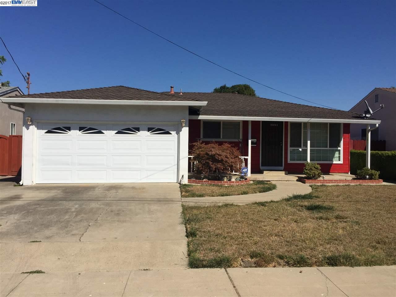 一戸建て のために 売買 アット 36664 Bonito Drive 36664 Bonito Drive Fremont, カリフォルニア 94536 アメリカ合衆国
