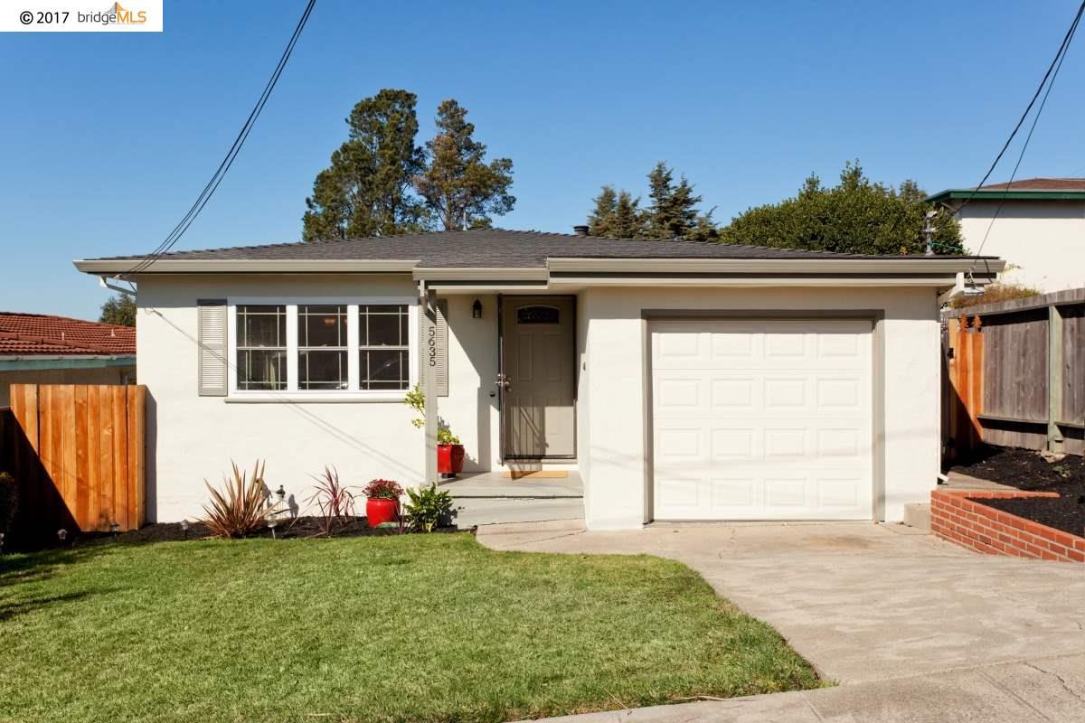 Casa Unifamiliar por un Venta en 5635 Marin Avenue 5635 Marin Avenue Richmond, California 94805 Estados Unidos