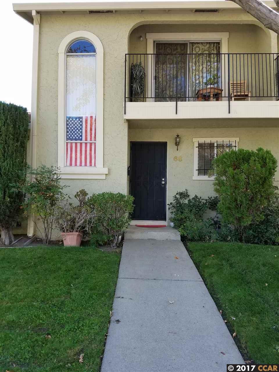 Stadthaus für Verkauf beim 68 Meadowbrook Avenue 68 Meadowbrook Avenue Pittsburg, Kalifornien 94565 Vereinigte Staaten