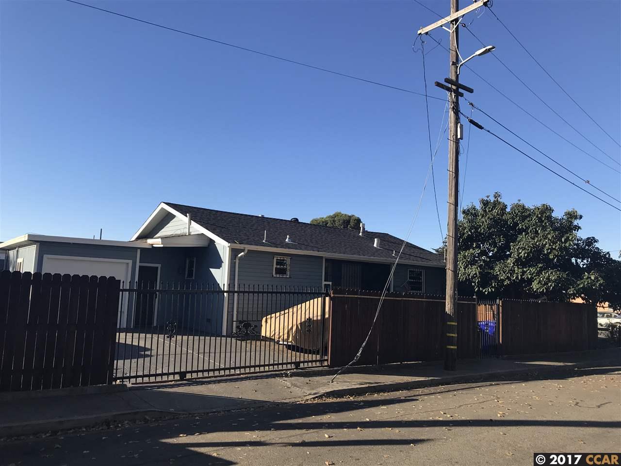 Casa Unifamiliar por un Venta en 610 Grove Avenue 610 Grove Avenue Richmond, California 94801 Estados Unidos