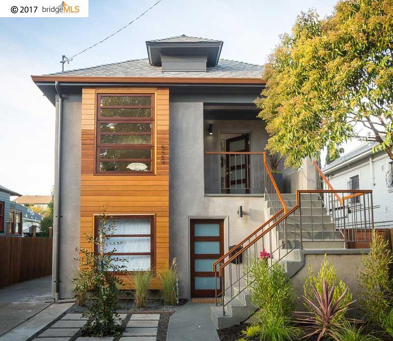 واحد منزل الأسرة للـ Sale في 520 52nd Street 520 52nd Street Oakland, California 94609 United States