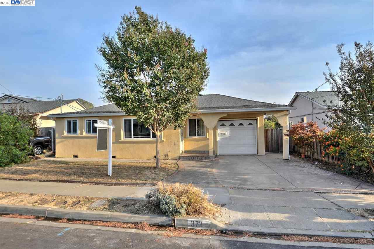 373 White Dr. | HAYWARD | 1963 | 94544