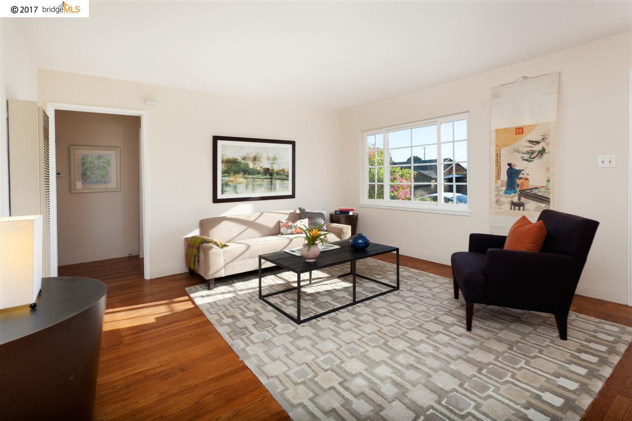 Casa Unifamiliar por un Venta en 1350 Mariposa 1350 Mariposa Richmond, California 94804 Estados Unidos