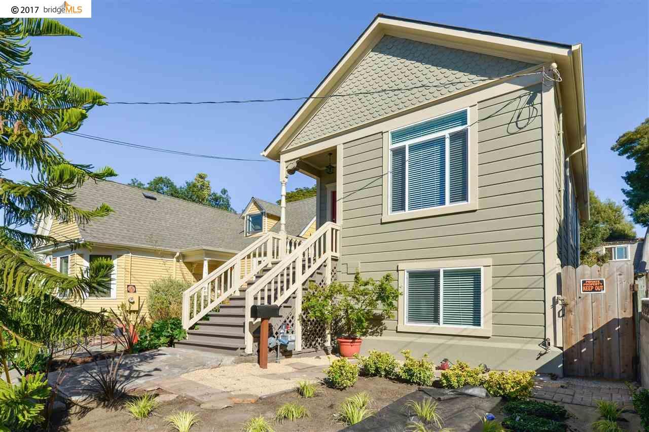 Einfamilienhaus für Verkauf beim 2917 Ellis Street 2917 Ellis Street Berkeley, Kalifornien 94703 Vereinigte Staaten