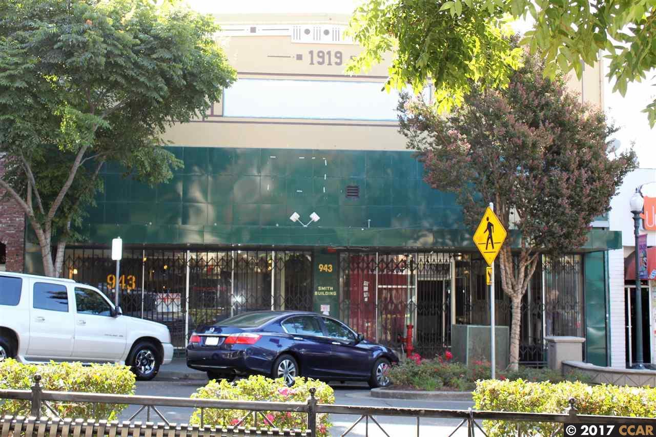 商用 為 出售 在 943 B Street 943 B Street Hayward, 加利福尼亞州 94541 美國