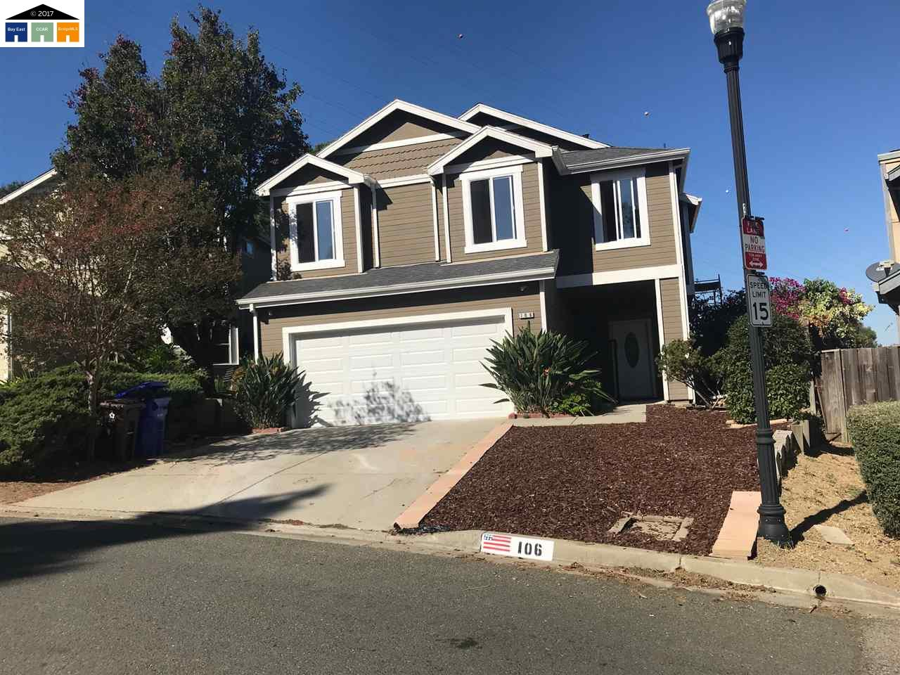 Single Family Home for Sale at 106 Bridgeview Court 106 Bridgeview Court Crockett, California 94525 United States