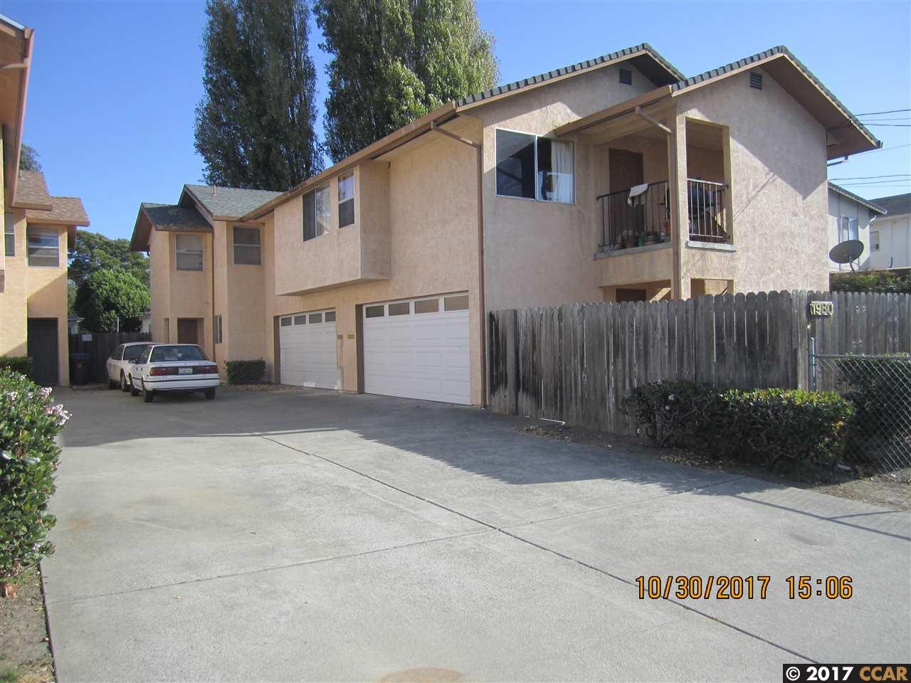 Multi-Family Home for Sale at 1980 Powell Street 1980 Powell Street San Pablo, California 94806 United States