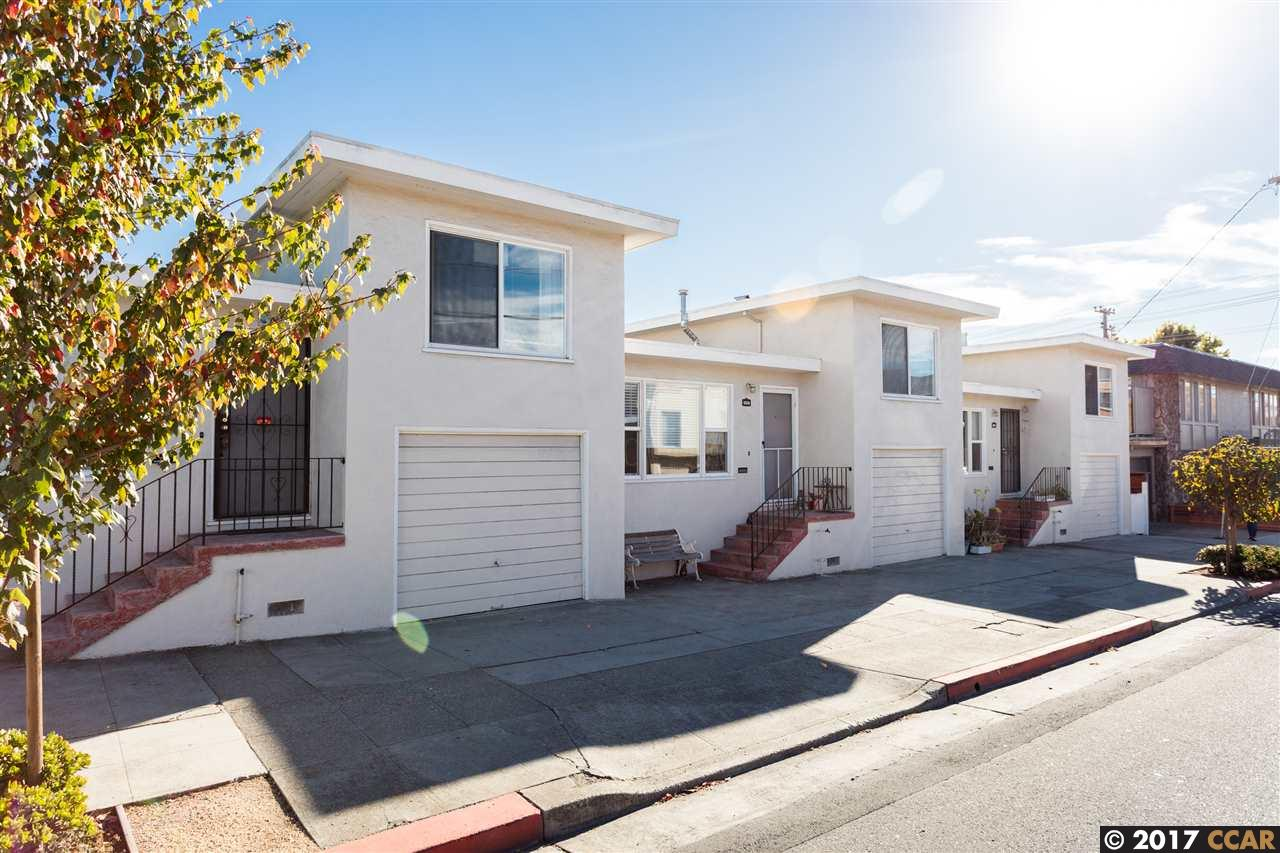 Multi-Family Home for Sale at 441 Liberty Street 441 Liberty Street El Cerrito, California 94530 United States