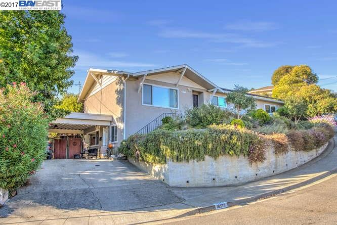 18577 Doris Ct | CASTRO VALLEY | 1448 | 94546