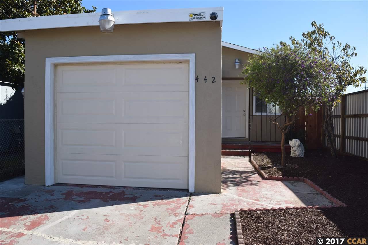 Casa Unifamiliar por un Venta en 442 S 9Th Street 442 S 9Th Street Richmond, California 94804 Estados Unidos