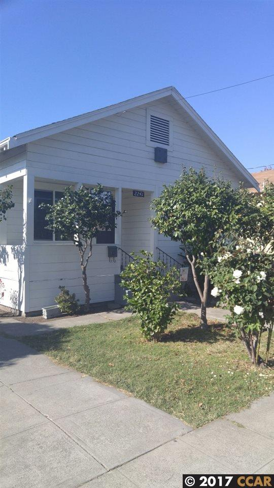 Single Family Home for Rent at 2241 Cherry Street 2241 Cherry Street San Leandro, California 94577 United States