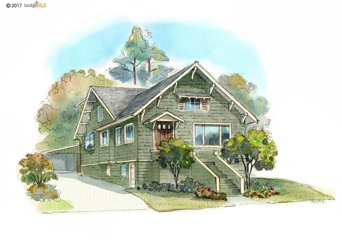 Single Family Home for Sale at 3903 Woodruff Avenue 3903 Woodruff Avenue Oakland, California 94602 United States