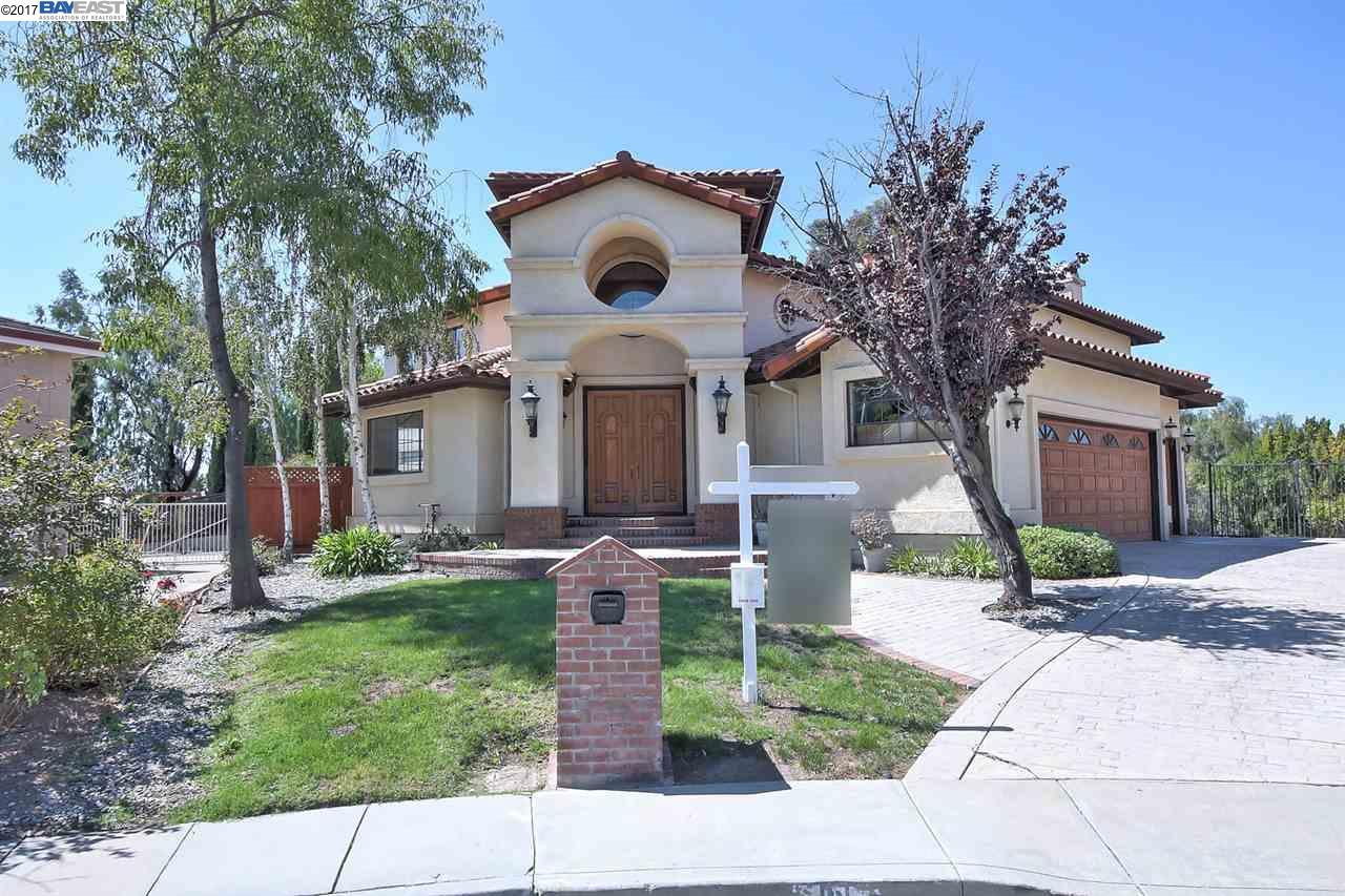 Частный односемейный дом для того Продажа на 160 MARTINGALE Drive 160 MARTINGALE Drive Fremont, Калифорния 94539 Соединенные Штаты