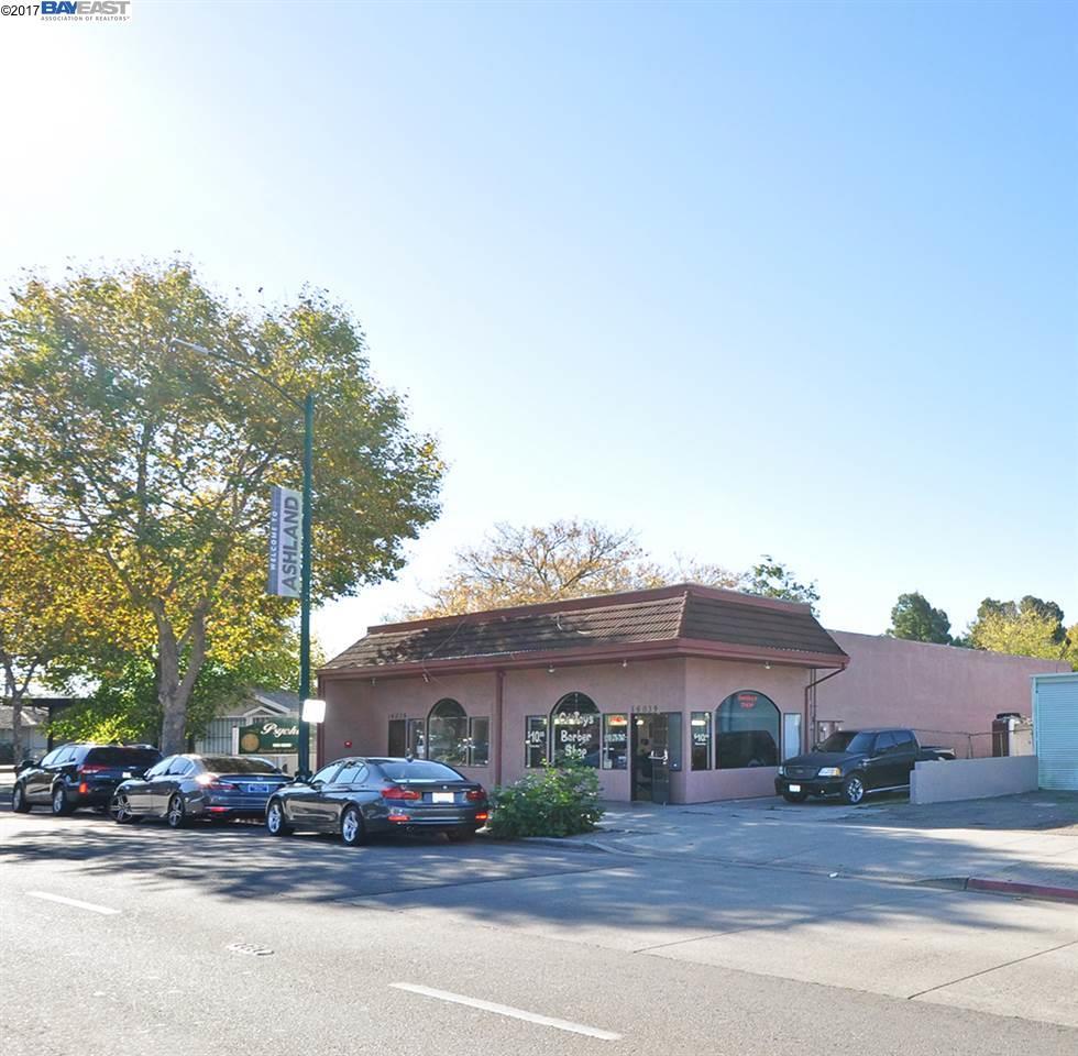 商用 のために 売買 アット 16039 E 14Th Street 16039 E 14Th Street San Leandro, カリフォルニア 94578 アメリカ合衆国