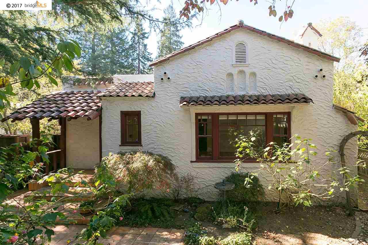Einfamilienhaus für Mieten beim 1047 Leo Way 1047 Leo Way Oakland, Kalifornien 94611 Vereinigte Staaten