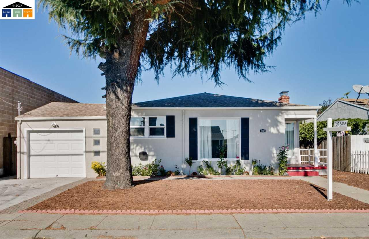 1427 140Th Ave | SAN LEANDRO | 1174 | 94578