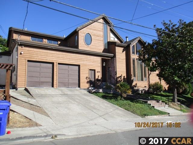 獨棟家庭住宅 為 出租 在 1420 Yuba Avenue 1420 Yuba Avenue San Pablo, 加利福尼亞州 94806 美國