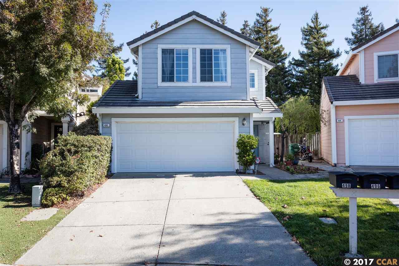 Casa Unifamiliar por un Venta en 496 Dohrmann Lane 496 Dohrmann Lane Pinole, California 94564 Estados Unidos