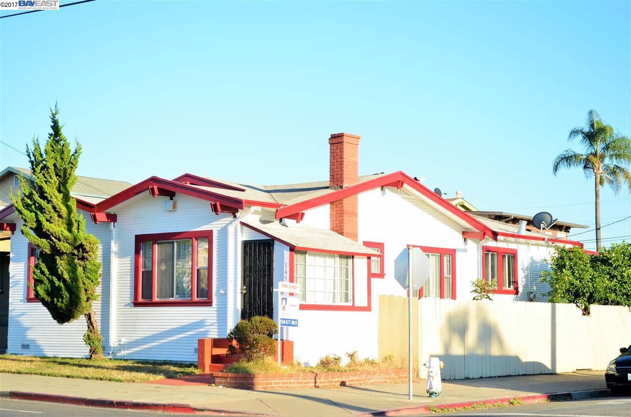 Einfamilienhaus für Verkauf beim 3450 38Th Avenue 3450 38Th Avenue Oakland, Kalifornien 94619 Vereinigte Staaten
