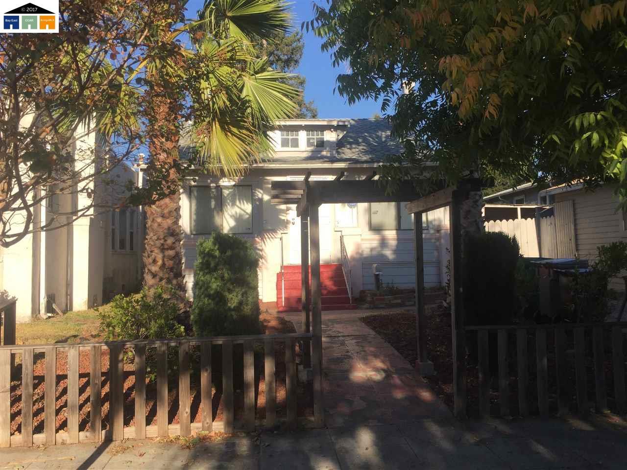 Einfamilienhaus für Verkauf beim 3722 Quigley Street 3722 Quigley Street Oakland, Kalifornien 94619 Vereinigte Staaten