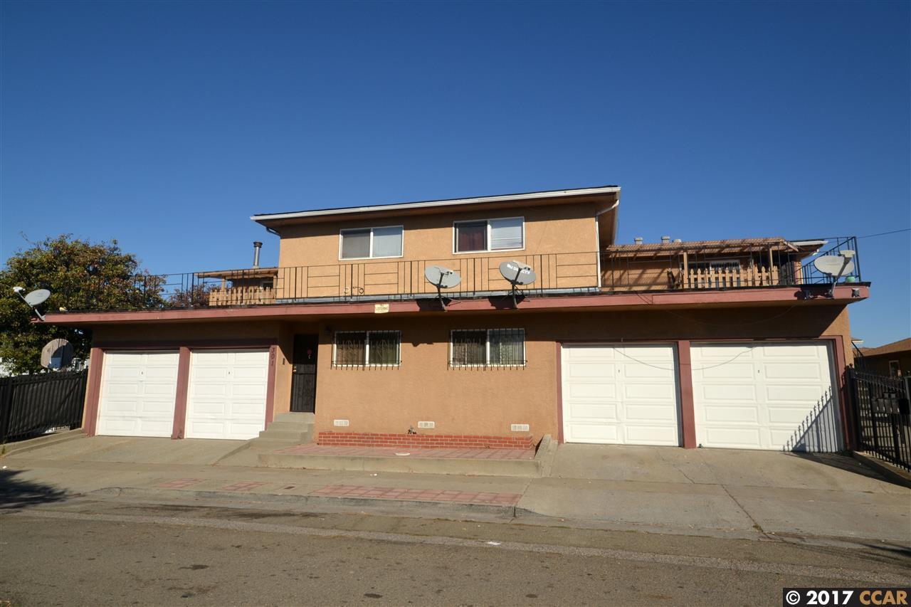 Casa Multifamiliar por un Venta en 301 Willard Avenue 301 Willard Avenue Richmond, California 94801 Estados Unidos