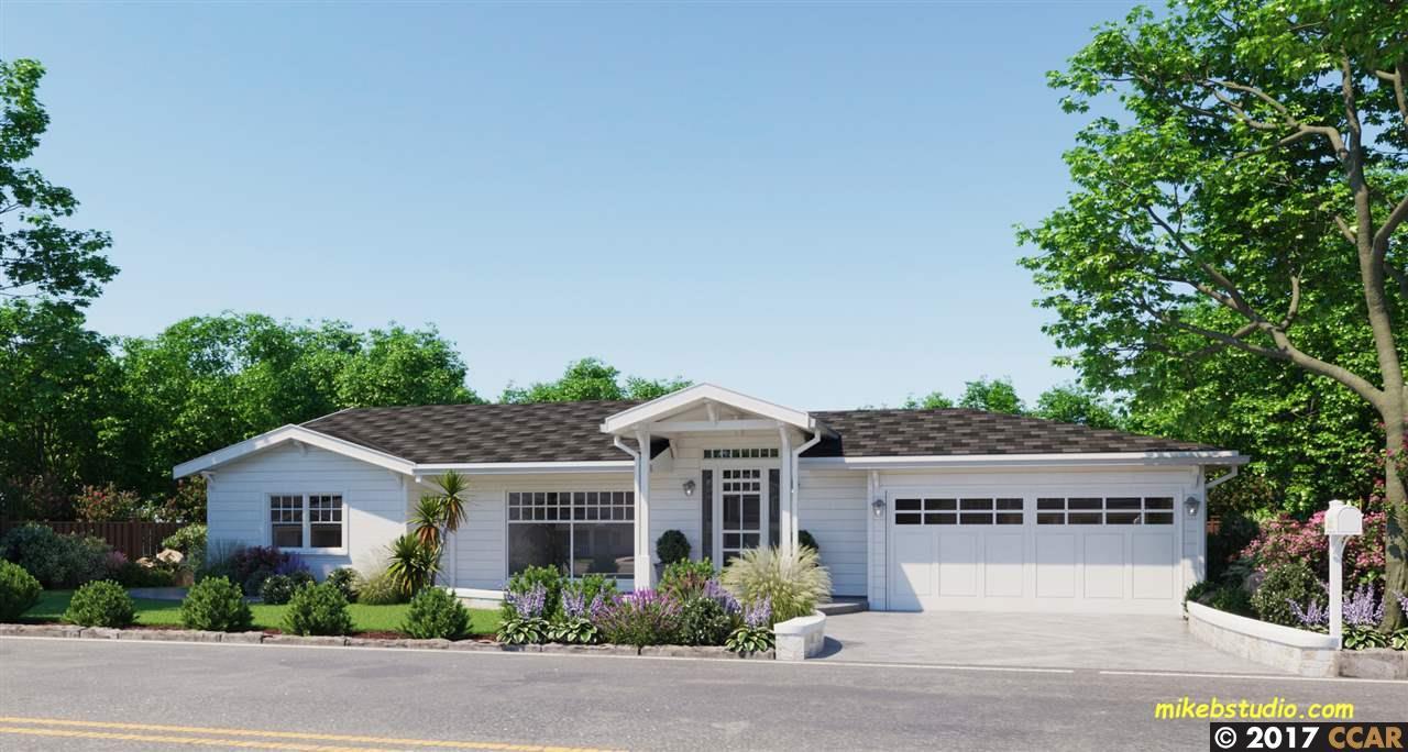 一戸建て のために 売買 アット 848 Broadmoor Court 848 Broadmoor Court Lafayette, カリフォルニア 94549 アメリカ合衆国
