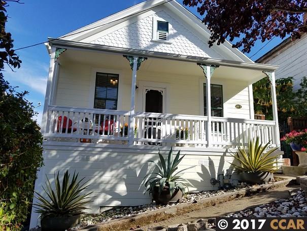 Einfamilienhaus für Verkauf beim 1023 1St Avenue 1023 1St Avenue Crockett, Kalifornien 94525 Vereinigte Staaten