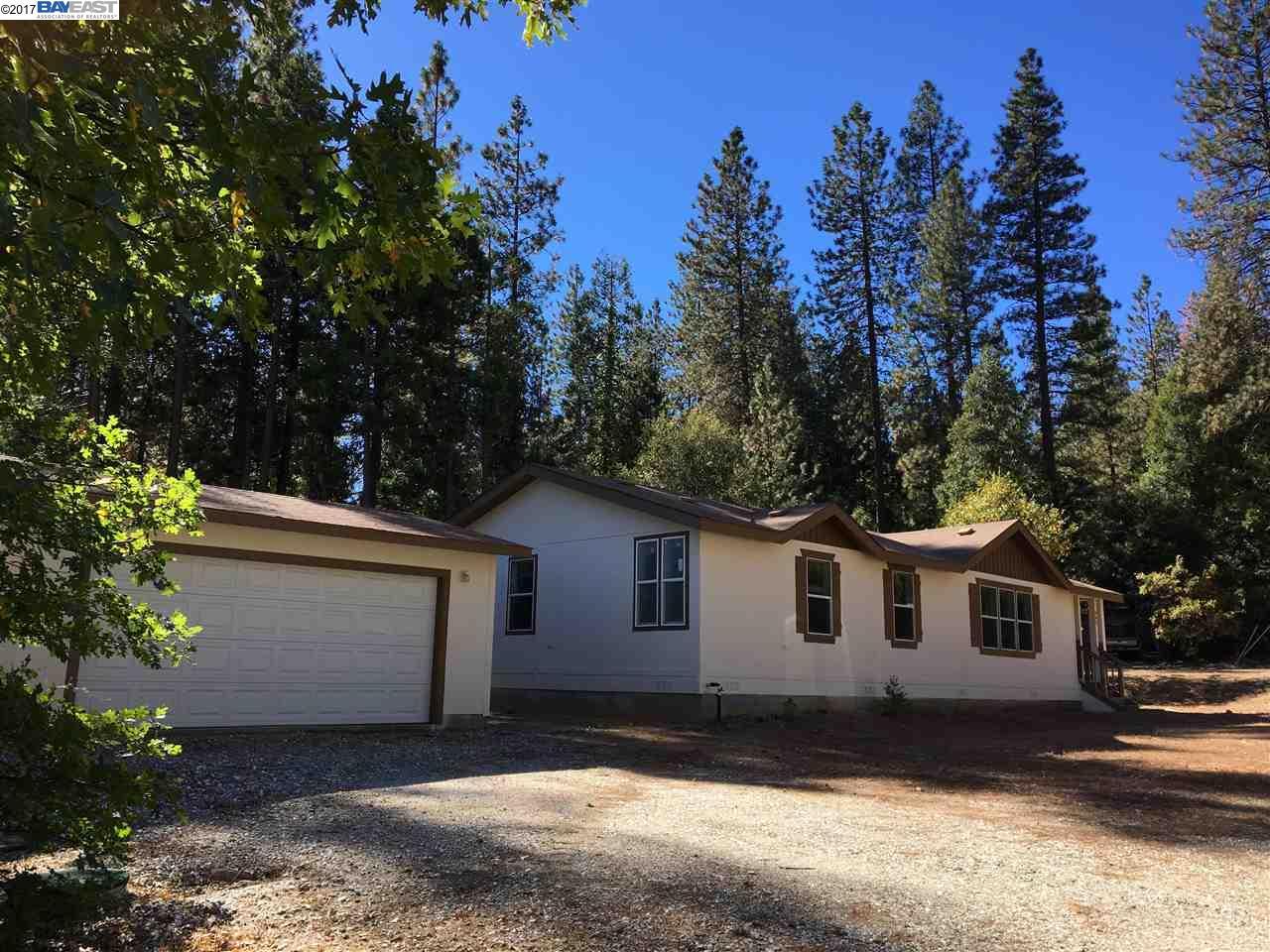 واحد منزل الأسرة للـ Sale في 447 Grey Mare Road 447 Grey Mare Road Avery, California 95224 United States