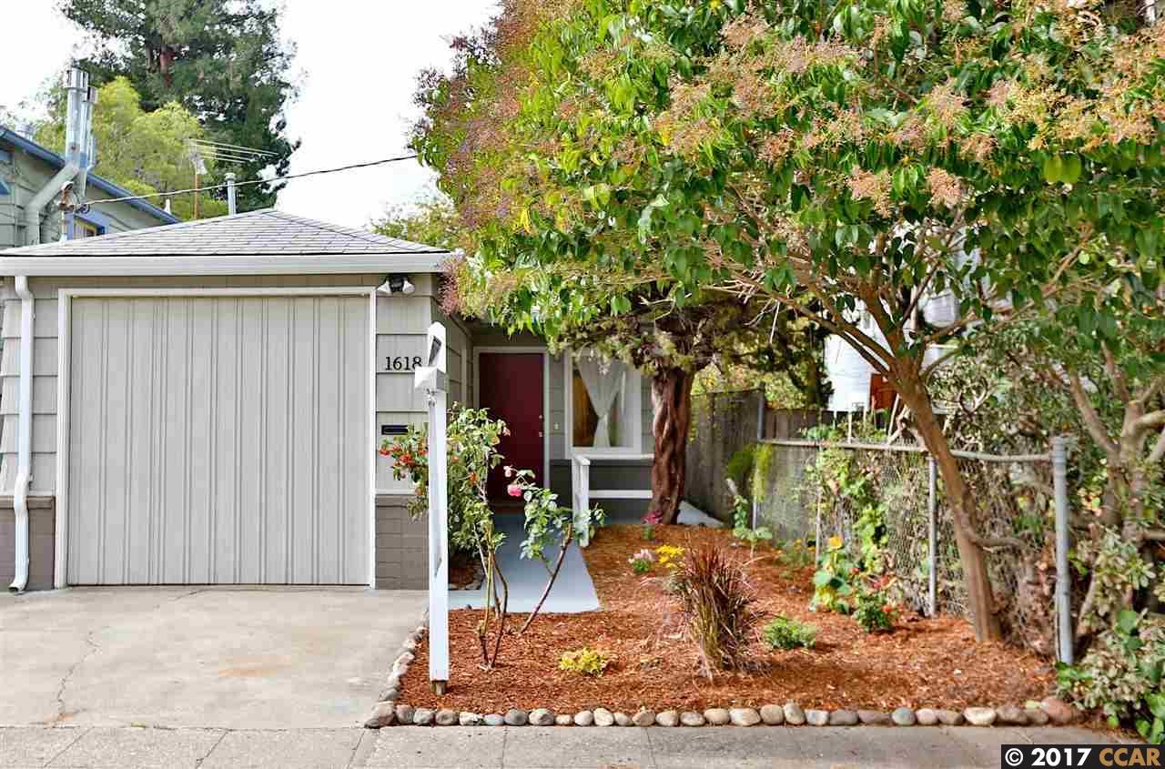Einfamilienhaus für Verkauf beim 1618 Belvedere Avenue 1618 Belvedere Avenue Berkeley, Kalifornien 94702 Vereinigte Staaten