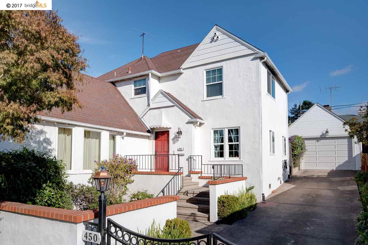 Single Family Home for Sale at 450 Carlston Street 450 Carlston Street Richmond, California 94805 United States