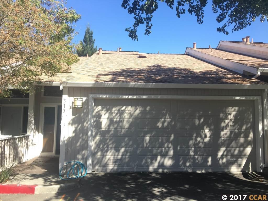 Townhouse for Rent at 513 Camelbback Road 513 Camelbback Road Pleasant Hill, California 94523 United States