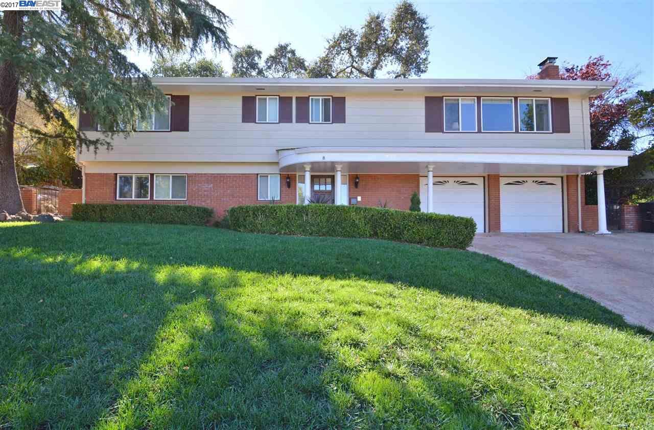 Single Family Home for Sale at 839 Bonde Court 839 Bonde Court Pleasanton, California 94566 United States