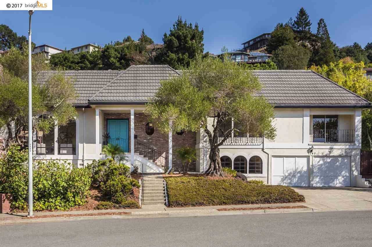 Einfamilienhaus für Verkauf beim 1140 James Place 1140 James Place El Cerrito, Kalifornien 94530 Vereinigte Staaten