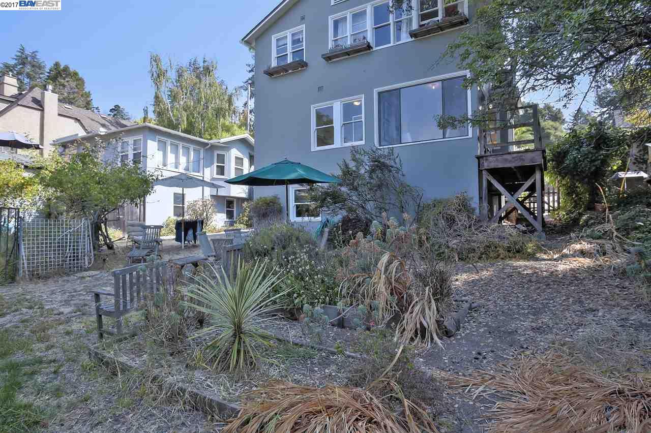 一戸建て のために 売買 アット 1192 Arch Street 1192 Arch Street Berkeley, カリフォルニア 94708 アメリカ合衆国