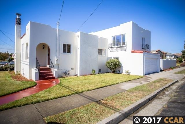 一戸建て のために 売買 アット 3429 Esmond Avenue 3429 Esmond Avenue Richmond, カリフォルニア 94805 アメリカ合衆国
