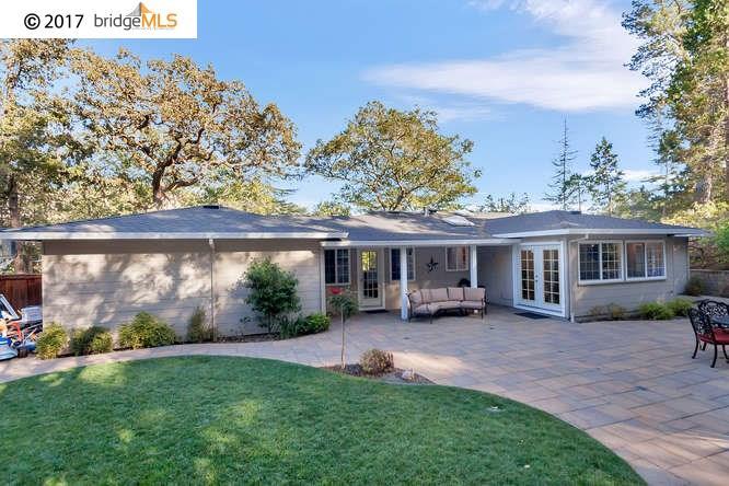 واحد منزل الأسرة للـ Rent في 81 Tarry Lane 81 Tarry Lane Orinda, California 94563 United States