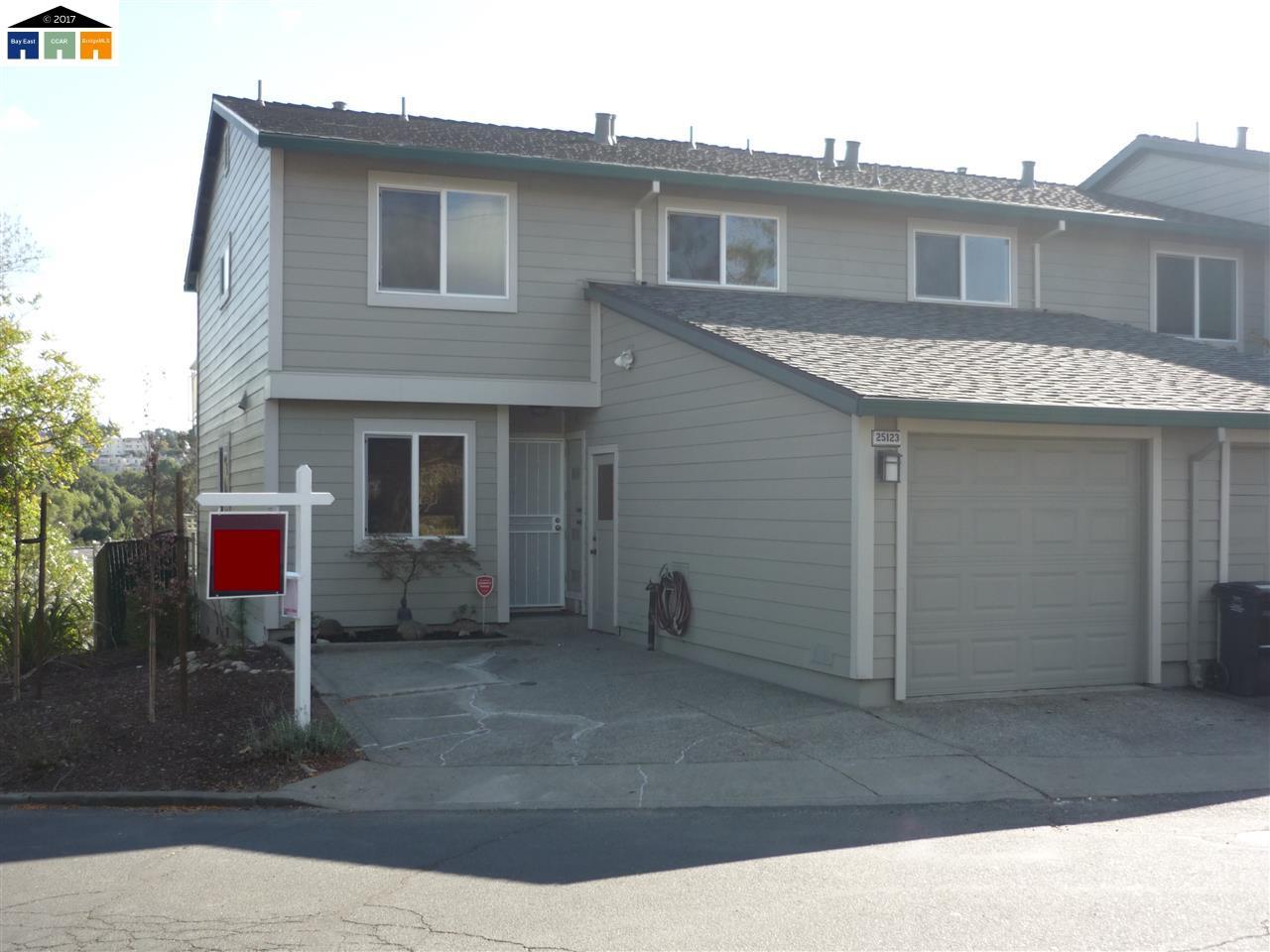 多棟聯建住宅 為 出售 在 25123 Oakridge Court 25123 Oakridge Court Hayward, 加利福尼亞州 94541 美國