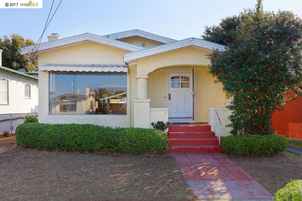 Single Family Home for Sale at 1332 67Th Street 1332 67Th Street Berkeley, California 94702 United States