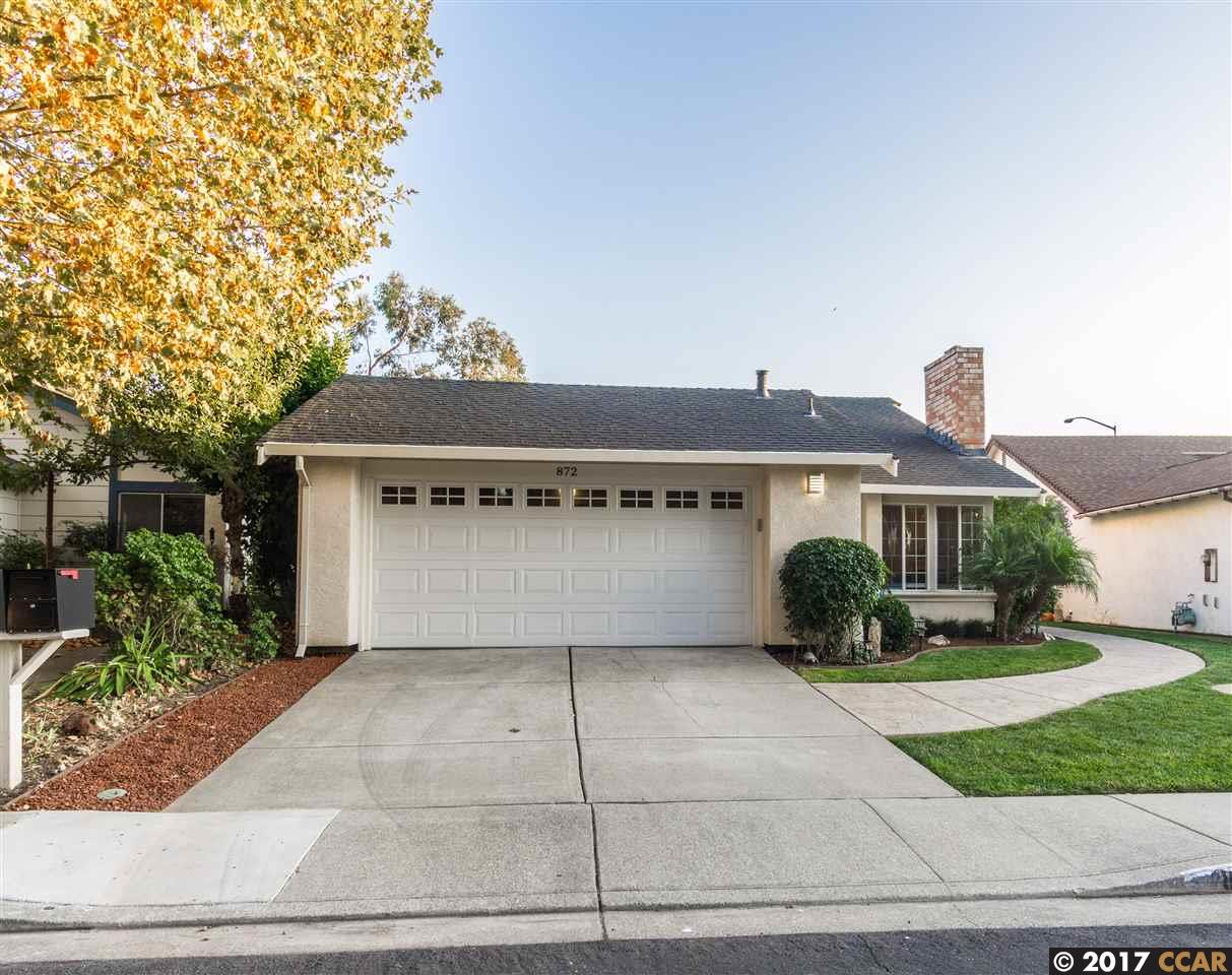 Single Family Home for Sale at 872 Mariners Pt 872 Mariners Pt Rodeo, California 94572 United States