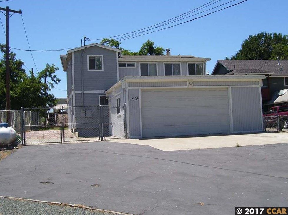 Частный односемейный дом для того Продажа на 1928 Taylor Road 1928 Taylor Road Bethel Island, Калифорния 94511 Соединенные Штаты