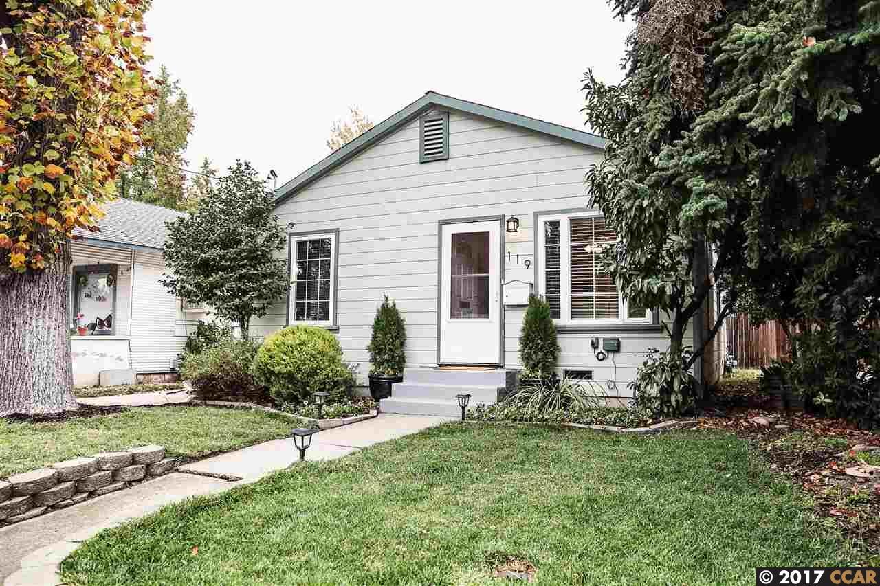 Single Family Home for Sale at 119 Nevada Avenue 119 Nevada Avenue Roseville, California 95678 United States