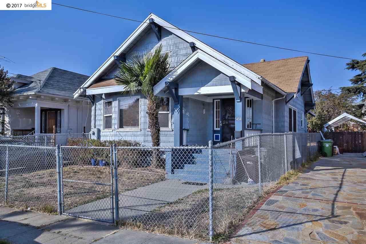 獨棟家庭住宅 為 出售 在 5454 Princeton Street 5454 Princeton Street Oakland, 密蘇里州 64601 美國