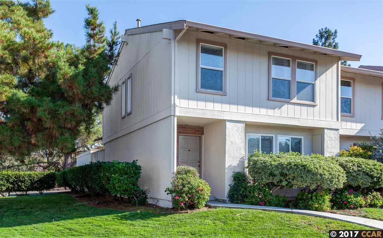 Maison accolée pour l Vente à 1800 Wildbrook Court 1800 Wildbrook Court Concord, Californie 94521 États-Unis