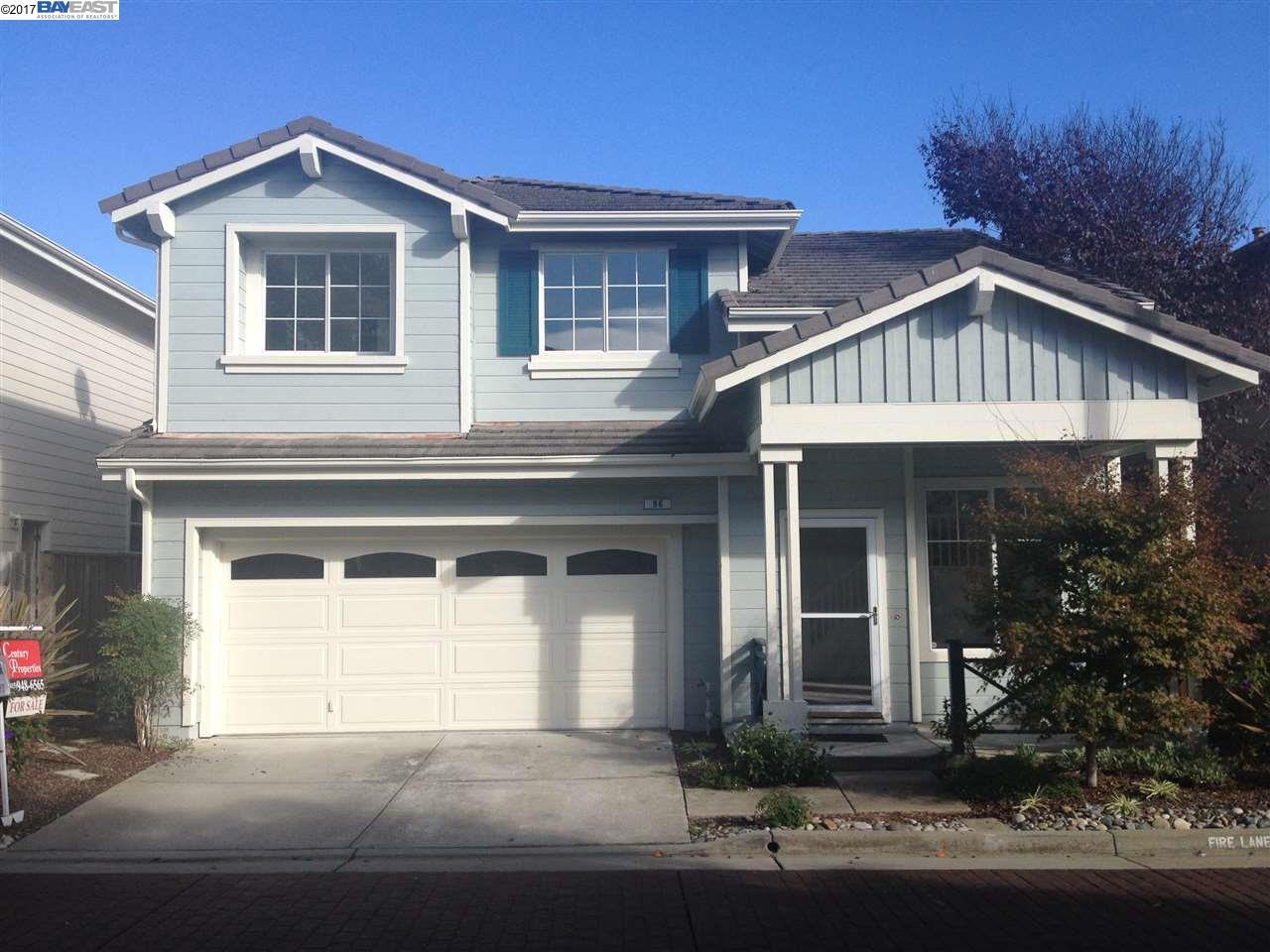 Casa Unifamiliar por un Venta en 96 Rockport Court 96 Rockport Court Richmond, California 94804 Estados Unidos