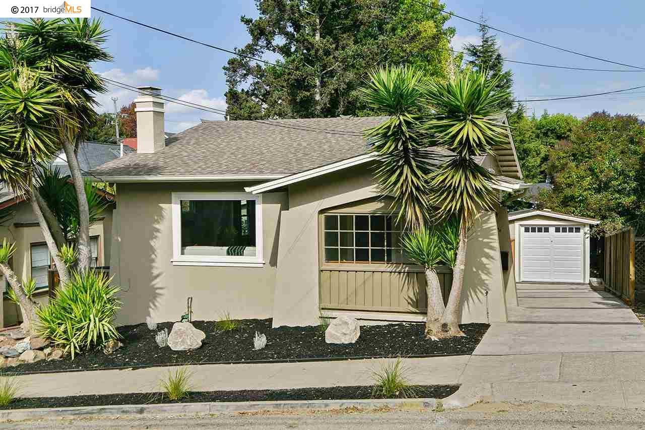 Single Family Home for Sale at 1448 Allman Street 1448 Allman Street Oakland, California 94602 United States
