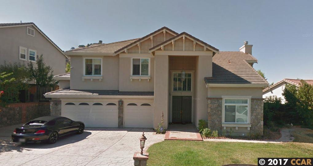 Single Family Home for Sale at 5430 Woodleaf Court 5430 Woodleaf Court Concord, California 94521 United States